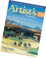July/August The Artist's Magazine