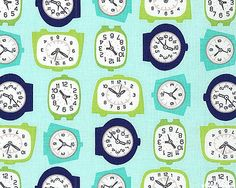 Gracie Girl - Retro Alarm Clocks - Sky Blue