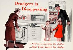 Drudgery Is Disappearing