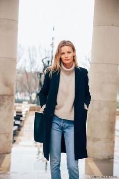 Stunning parisian street style trends 2017 ideas 03