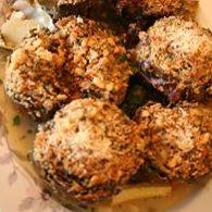 Lidia Bastianich's Stuffed Artichokes - Carciofi Ripieni Lidia's Recipes, Kitchen Recipes, Vegetable Recipes, Cooking Recipes, Recipies, Italian Dishes, Italian Recipes, Lidias Italy Recipes, Stuffed Artichokes