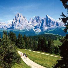 Italy in my heart: Val Gardena, Dolomites