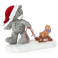 PRE-ORDER Me to You Ride Into Christmas Figurine