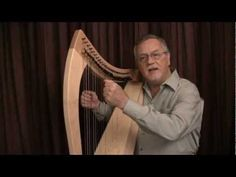 Harp Lesson 3 - Learning How to Use Chords to Inhance Music - YouTube