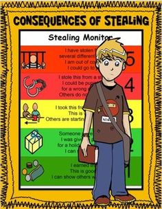 stealing monitor tool to discuss the consequences of theft  stealing monitor tool to discuss the consequences of theft