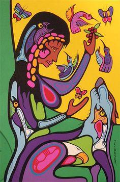 mark anthony jacobson | Mark Anthony Jacobson - Rainbow Thunderbird
