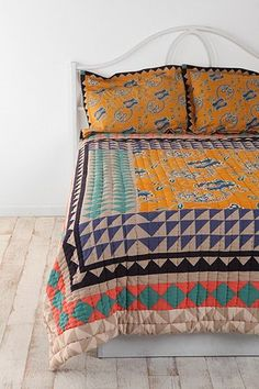 Quilts are my favorite.