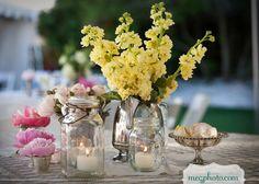 Wedding Color Yellow - Yellow Wedding Ideas | Wedding Planning, Ideas & Etiquette | Bridal Guide Magazine