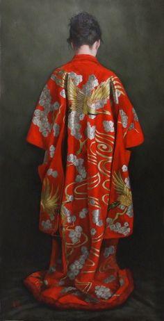 Kimono Uchikake Wedding