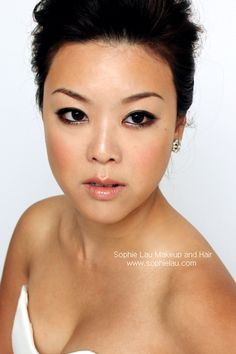 ASIAN BRIDAL MAKEUP on Pinterest Asian Bridal Makeup ...