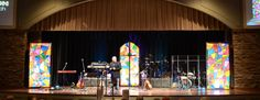 21 Best Concert Backdrop Ideas Images Church Stage
