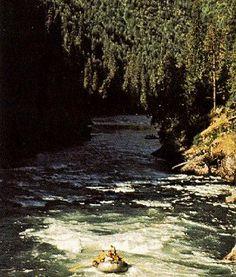 Steve Currey on the Main Salmon