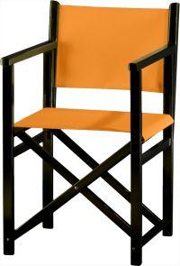 Pedro Nero lackiert Mandarine Furniture, Home Decor, Director's Chair, Homemade Home Decor, Home Furnishings, Decoration Home, Arredamento, Interior Decorating