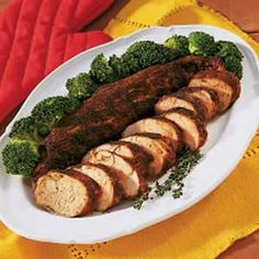 Spicy Pork Tenderloin?....medallions are my favorite. Another keeper...