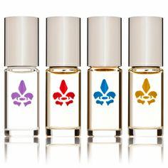 LAVANILA The Healthy Fragrance Deluxe Mini Roller-Ball Set at DermStore
