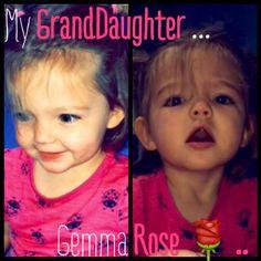 My Ever So #Gorgeous GrandDaughter #GemmaRose