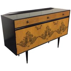 Great For Sale On   Mid Century Modern Design. Robert Heritage Sideboard Credenza  For Heals Tottenham Court Road London. A Very Early Sideboard Credenza  Designed ...