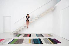 Gandia Biasco wool runner