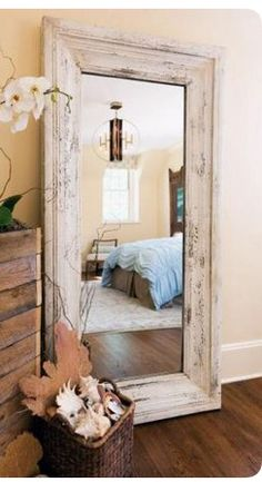 Great mirror for over the couch