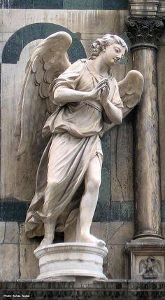Angels ~ -Angel Sculpture by Suhas Tavkar