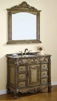 Fossil Machine 3 Hand Date Leather Watch Bathroom Vanity Cabinetsbathroom