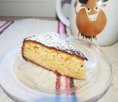 Titan tupa: Italialainen sitruuna -mantelikakku (gluteeniton) Vanilla Cake, French Toast, Bread, Gluten Free, Breakfast, Desserts, Recipes, Food, Kitchen