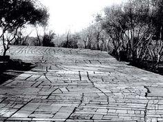 Dimitris Pikionis, Landscaping of the Acropolis Surrounding Area, Landscape And Urbanism, Urban Landscape, Space Architecture, Architecture Details, Genius Loci, Greek Design, Space Photos, Acropolis, Public
