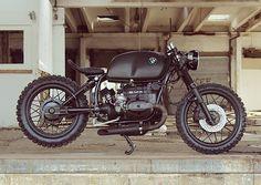 Relic Motorcycles: боббер BMW R100S Black Baron