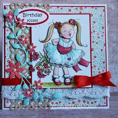 A Scrapjourney: Birthday kisses Mo Manning, Penny Black Stamps, 3d Cards, Digi Stamps, Card Sketches, Copics, Masculine Cards, Creative Cards, Greeting Cards Handmade