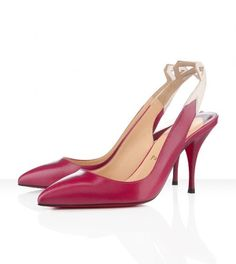Christian Louboutin Back2 85mm Pivoine