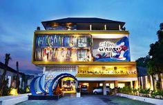 Hotel dengan Nuansa Surfing hanya di Bliss Surfer Hotel, dapatkan penawaran menarik dari Travelicious.co.id mulai dari Rp 430.000 untuk Deluxe Room