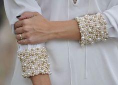 Universo da Moda & Cia.: Customização com um toque de glamour
