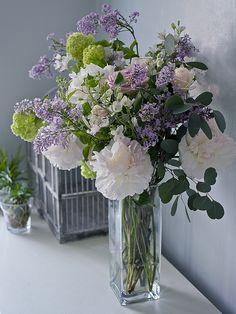 Free style Vase arrangement