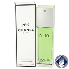 Chanel No.19 for Women 100ml/3.4oz Eau De Toilette Spray EDT Perfume Fragrance