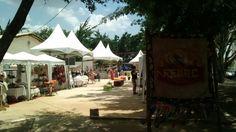 A feira acontece na Praça da Independência (BNH),Av.Olívia Flores.