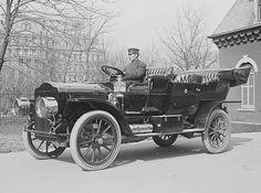 Como foi inventado o automóvel?
