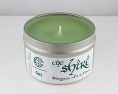 The Shire  4 oz Soy Candle by GeekNest on Etsy