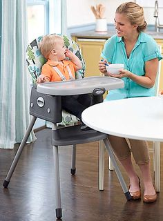 Baby High Chair Graco Infant Toddler Convertible Feeding Seat #Graco