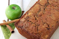 Apple Cinnamon Quick Bread http://www.quickneasyrecipes.net/category/breads/page/2/