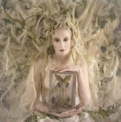 Kirsty Mitchell Photography. Fantastic. Period