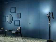 Sistema Zero: le porte rasomuro FerreroLegno