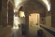 AcquaMadre Hammam Roma, il Tepidarium - open tues, thur 2-7 and sat, sun from 11-7