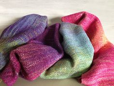2014 Color Jump Collection. These have been soooo well received! Really excited about weaving them