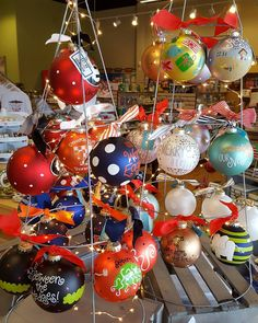 Fantastic ornaments available at 25% off at Brooks Pharmacy