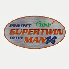 PROJECT SUPERTWIN TO THE MANX