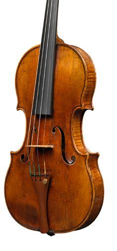 The Ex-Croall McEwen - Antonio Stradivari Violin