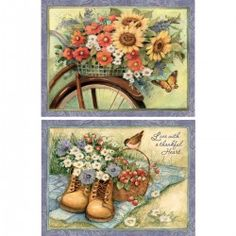 Heart & Home Deluxe Note Cards