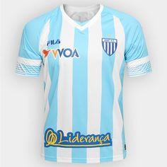 Camisa Avaí I 2016 s nº Torcedor Fila Masculina - Compre Agora 759e82822bc90