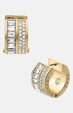 these huggie earrings will be staples in my wardrobe!