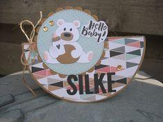 Rocker, Marianne Design, Baby Cards, Panda, Diy And Crafts, Decorative Plates, Scrap, Mars 2018, Kids